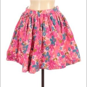 Tracy Feith | Floral Skirt